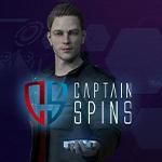 Captain SpinsCasino logo